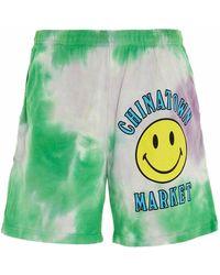 Chinatown Market Shorts - Verde