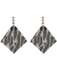 Isabel Marant Drop Earrings - Grijs
