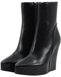 Ann Demeulemeester Flat Shoes - Zwart