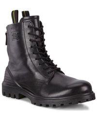 Ecco Tred Tray W Boots - Nero