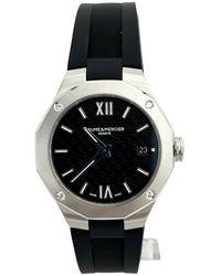 Baume & Mercier Riviera Watch - Schwarz