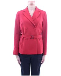 Beatrice B. Jackets - Rosso