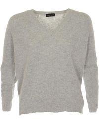 Roberto Collina Sweater - Gris