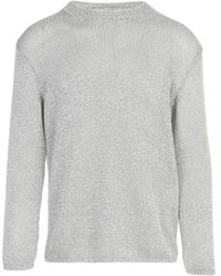 Comme des Garçons Sweater - Grijs