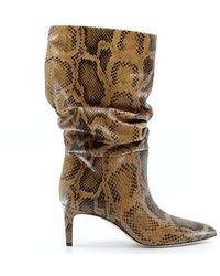Paris Texas Px511 Xpmbb Boots Hi-tops - Bruin