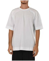 Juun.J T-shirt - Wit