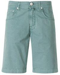 Jacob Cohen Bermuda Shorts - Groen