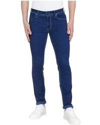 Re-hash Jeans - Blauw