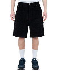 Pop Trading Company Shorts - Noir