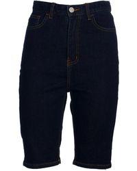 WEILI ZHENG Shorts - Zwart