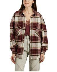 IRO Hatik Shirt - Rood