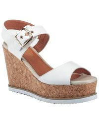 Lumberjack Wilma Sw83106-001 Q85 Sandals Women White - Wit