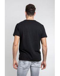 Thinking Mu T-shirt Negro