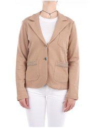 Sun 68 F31205 Short jacket - Neutre