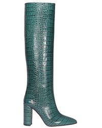 Paris Texas Boots - Groen
