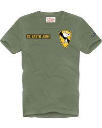Mc2 Saint Barth T Shirt - Groen