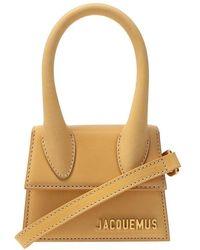 Jacquemus Le Chiquito Shoulder Bag - Naturel
