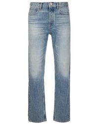 FRAME Men's Lmwb0070blwa Jeans - Blauw