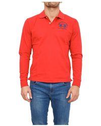La Martina Polo shirt - Rosso