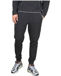 New Balance Pantalone In Felpa Fortitech - Grijs
