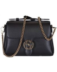 Gucci Shoulder Bag - Zwart