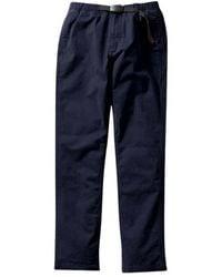Gramicci Pants - Blauw
