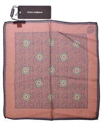 Dolce & Gabbana Handkerchief - Bruin