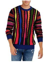carlo colucci Knitwear - Zwart