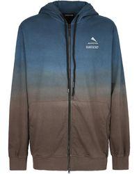Mauna Kea Zipped sweatshirt - Noir