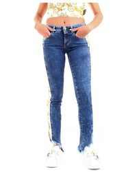 Versace Jeans Couture - A1hza08dapw6 Broek Vrouwen - Lyst