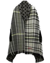 Desigual 20waiw05 Kimono - Zwart
