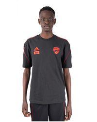 adidas - Black Arsenal x 424 t-shirt - Lyst