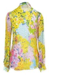 Boutique Moschino Shirt Amarillo