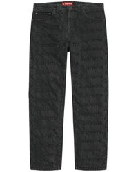 Supreme Jeans - Schwarz