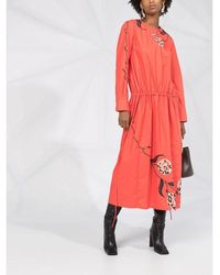 Premiata Vestido Rojo