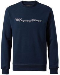 Emporio Armani Sweatshirt - Blauw
