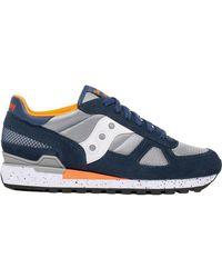 Saucony Shadow shoes - Bleu