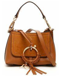 See By Chloé Joan mini bag - Marrón