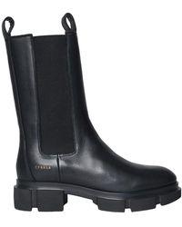 COPENHAGEN Shoes - Zwart