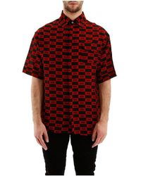 424 Short-sleeved Shirt - Rood
