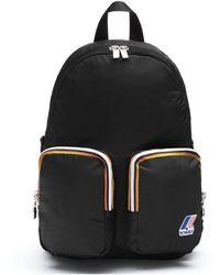 K-Way Backpack - Zwart