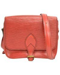 Louis Vuitton Cartouchiere - Rosso