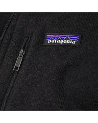 Patagonia Better JKT Jacket - Noir