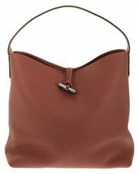 Longchamp Hobo Bag - Rood