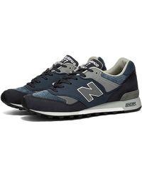 New Balance Sneakers M577nvt - Blauw