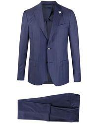 Lardini Dress - Blauw
