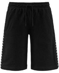 Kappa Shorts - Zwart