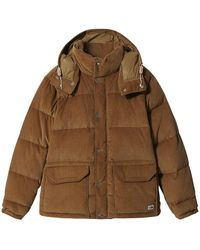 The North Face Parka Down Jacket Sierra Utility - Bruin