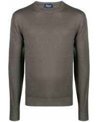Drumohr Sweater - Grijs