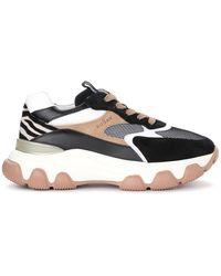 Hogan Hyperactive Sneaker - Zwart
